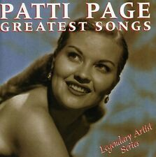 Patti Page - Greatest Songs [New CD] Manufactured On Demand