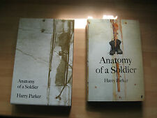 Harry Parker - Anatomy of a Soldier *Signed Limited Numbered Slipcased 1st debut