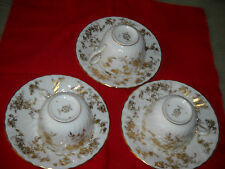 MINTON ANCESTRAL Cups and Saucers (6 sets available)