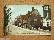 Vintage Postcard: Anne of Cleves/Cleeves House Oldest in Sussex, Shureys