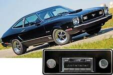 New USA-630 II* 300 watt 1974-78 Mustang AM FM Stereo Radio iPod USB Aux inputs