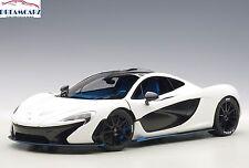 AUTOart 76024 1:18 McLaren P1 - Matte White