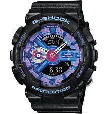 Casio G-Shock GMAS110HC-1A S-Series Hyper Color Fashion Forward Series Watch