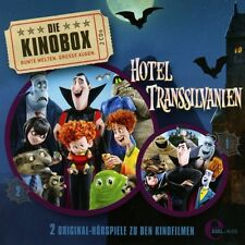 HOTEL TRANSSILVANIEN - FAN-EDITION (HSP Z.KINOFILM 1+2)  2 CD NEU