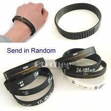 1X Lens Bracelet Random Silicone DSLR Camera Wristband Photographer 2016 New