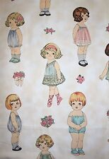 Dolls Sold Separately Paper Doll Fabric Large By Sherri Marquez Windham Fabric