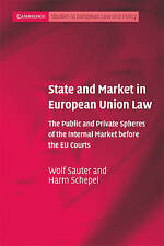 State and Market in European Union Law: The Public and Private Spheres-ExLibrary