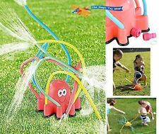 Water Sprinkler for Kids Children Garden outdoor Lawn Grass Fun Game Toy