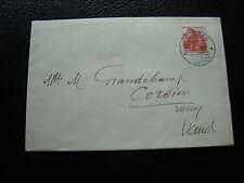 SUISSE - enveloppe 1941 (cy61) switzerland