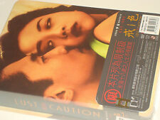 LUST CAUTION Taiwan Limited DVD BOX Ang Lee Tony Leung Leehom Wang dvd1