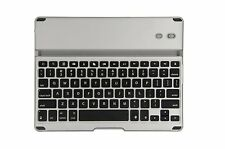 ZAGG PRO Bluetooth Keyboard for Apple iPad 2/3/4-Aluminum