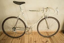 Colnago MASTER PIU DECOR WHITE in good condition CAMPAGNOLO C-Record