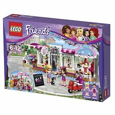 LEGO Friends 41119 Heartlake Cupcake Cafe Set  *VGWC!* + Warranty!!