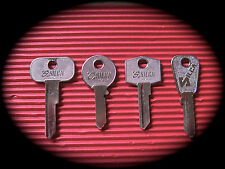 Keys Supplied to Code Number For Classic English Vehicles-FREE POST IN AUSTRALIA