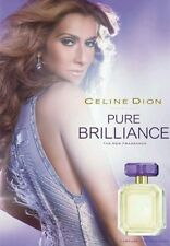 Pure Brilliance by Celine Dion 50ml Perfume BNIB Sealed RARE