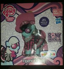 MY LITTLE PONY G4 PHOTO FINISH FIGURE TOYS R US EXCLUSIVE 2013 MLP PONY MANIA