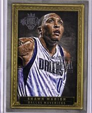 """2014 Panini Court Kings - SHAWN MARION """"National Convention Case Break"""" SSP #1/5"""