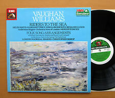 ESD 1782991 Vaughan Williams Riders To The Sea Folk Song Arrangements NEAR MINT