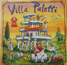 Villa Paletti    /    Zoch