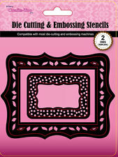 Crafts-Too Cutting and Embossing Die  - Frame 5: CT22812