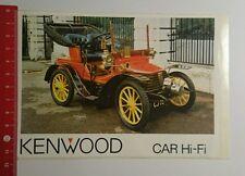 Aufkleber/Sticker: Car Hifi Kenwood (30071681)