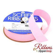 "Grosgrain Polyester Ribbon - PINK 1/4"" width - 100 yard spool - VALENTINES DAY"