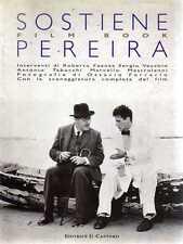 S11 Sostiene Pereira Film Book Ed. Il castoro 1995