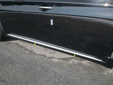 4PC STAINLESS STEEL LOWER ACCENT TRIM FITS 2013 2014 2015 TOYOTA AVALON