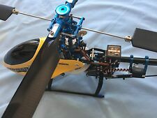 STORM 450 CARBON FIBER PREMIUM EDITION RTF RC HELICOPTER 3D MASTER