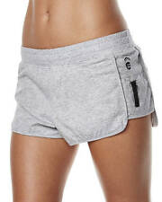 "NEW +TAG BILLABONG LADIES (14) ""CHANGE OF PACE"" SPORTS JOGGER ACTIVE SHORTS GREY"