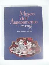 Museo dell'Arredamento Stupinigi, N. Gabrielli, Tommaso Musolini Editore 1966