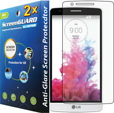 2x Anti-Glare Matte LCD Screen Protector LG G3 Vigor Beat / LG G3 Mini D722 D725