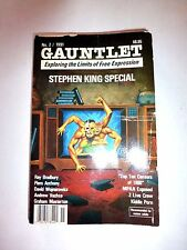 Gauntlet, Exploring Limits of Free Expression,No 2,Stephen King Special 1991 139