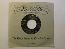 The Merry Macs Boom I'm In Clover b/w The Lord Is A Busy Man Era With Sleeve 45