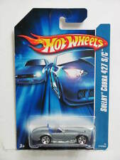 HOT WHEELS 2006 SHELBY COBRA 427 S/C SILVER