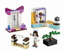 LEGO Friends 41002 Emma Karatekurs Kampfsport Karate Class
