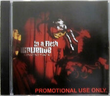 Unexpect - Goth Metal - IN A FLESH AQUARIUM Promo Advance Release CD