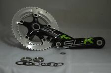 [U.Z BIKE]FSA SL-K Light Compact Road Crankset 2x10Sp172.5mm 53/39T Green Line