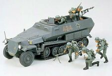 Tamiya America [TAM] 1/35 German Hanomag Sd.Kfz. 251/1 Plastic Model Kit 35020