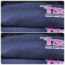 TSN Sports Nutrition (Pull over hoodie sweatshirt) black available in all sizes