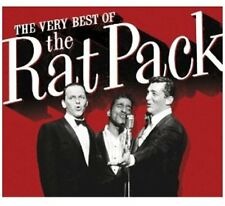 The Very Best of the Rat Pack [Rhino 2010] by Dean Martin/Frank Sinatra/Sammy...