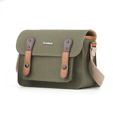 NEW GENUINE CANON 6520 HERRINGBONE CAMERA MINI BAG FOR REBEL SL1 EOS 100D