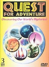 Quest for Adventure: Discovering Our World's Mysteries 2005 by Timeless Media Gr