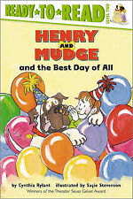 Henry and Mudge and the Best Day of All: Ready to Read Level 2 (Henry & Mudge Bo