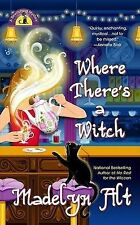 Where There's a Witch (Bewitching Mysteries),ACCEPTABLE Book