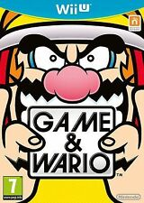 Game & Wario (Nintendo Wii U, 2013, DVD-Box) - neuwertig