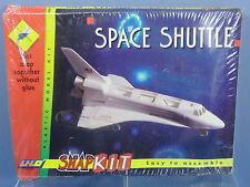 """Li-lo plastica kit modello no.ty3775 """"COLUMBIA Space Shuttle"""" modello disfatto Nuovo di zecca con scatola"""