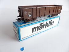 MARKLIN BOGIES WAGON TOMBEREAU DE LA ÖBB REF 4715 (1)