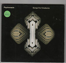 PSYCHONAUTS - songs for creatures CD