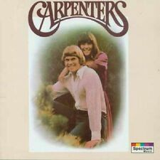 Carpenters Self-Titled CD NEW SEALED Rainy Days And Mondays/Superstar+